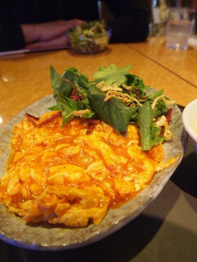 海老卵チリ(ちゃぷすい亭)
