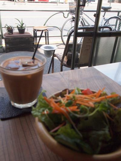 サラダ(サジロカフェ)