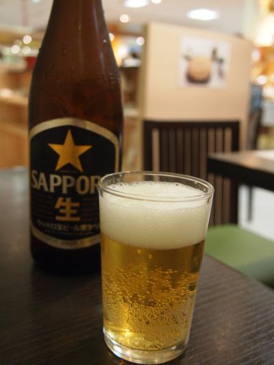 ビール(築地藪蕎麦)