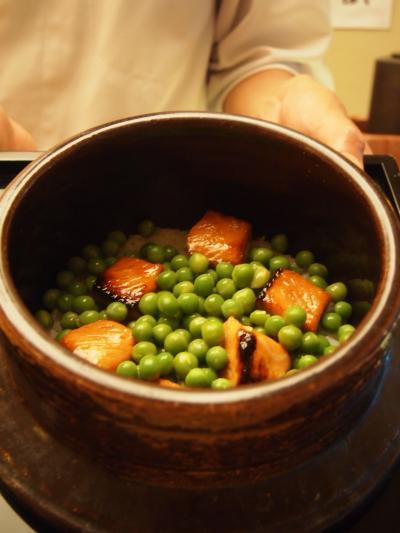 炊き込みご飯(仁)