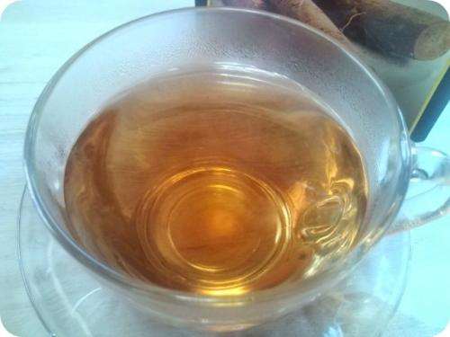 あじかん 焙煎ごぼう茶