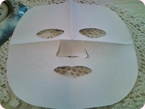 コットンラボ 炭酸パックマスク