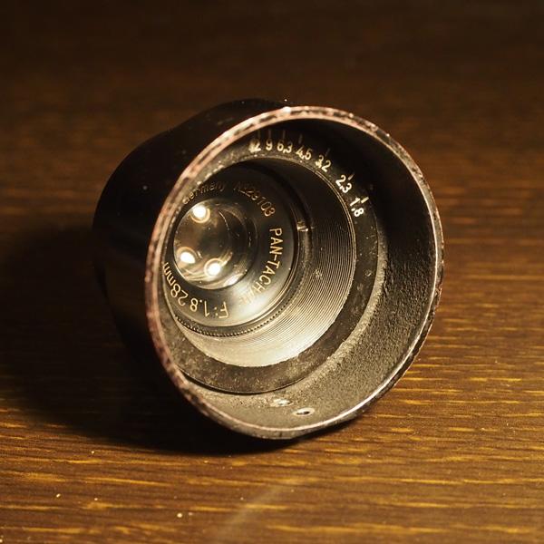 Astro Berlin Pan Tachar 28mm f1.8