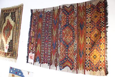 オールドキリム 絨毯 遊牧民 ラグマット 春日井 セール SALE トルコ 手織り