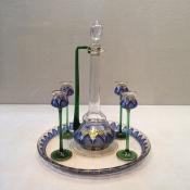 愛知県陶磁美術館 ボヘミアングラス