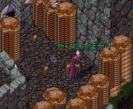 2001年1月20日のブリ城