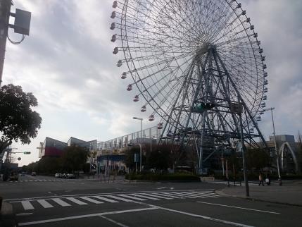 2015/01/04 天保山
