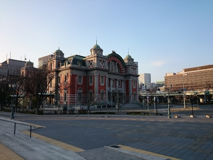 2015/01/04 中央公会堂