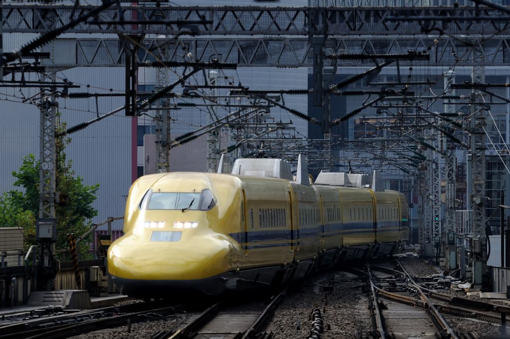 東海道新幹線 ドクターイエローT4編成 東京駅