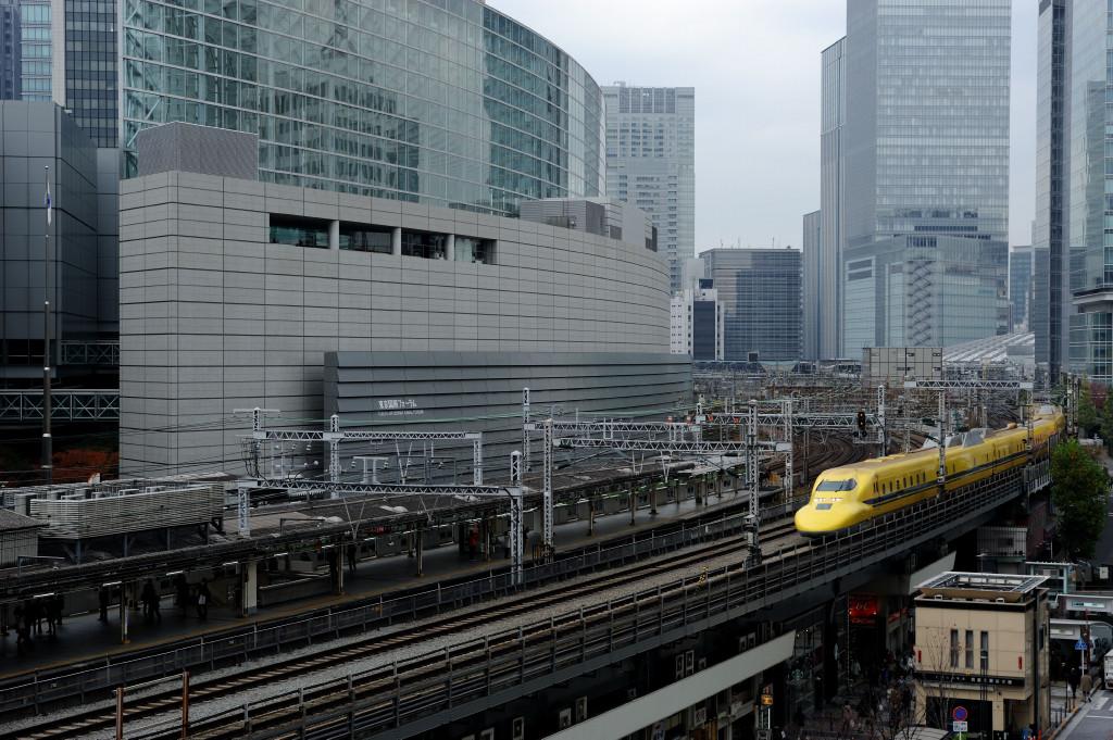 東海道新幹線 ドクターイエローT4編成 ITOCIA
