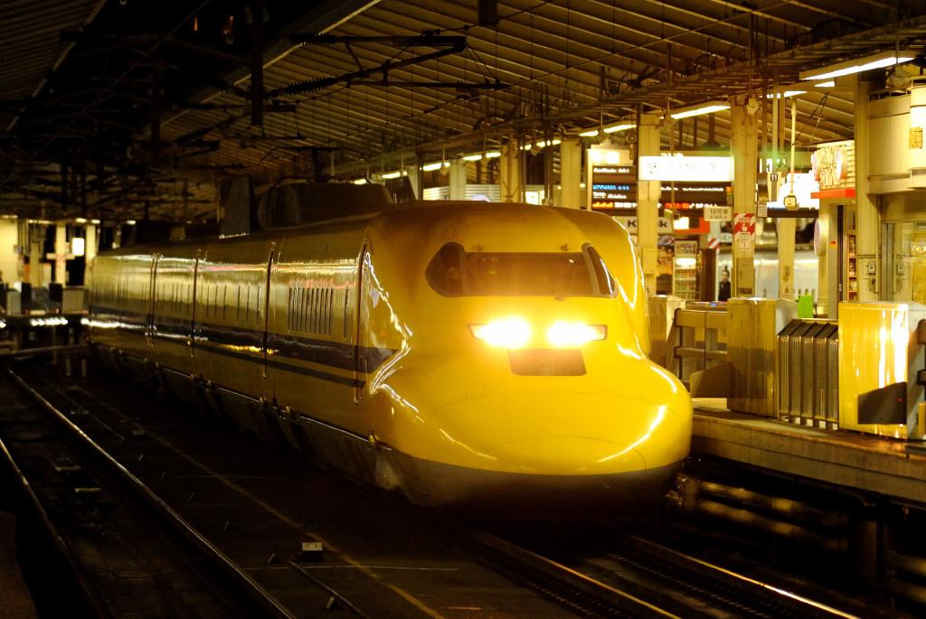 東海道新幹線 ドクターイエローT5編成 東京駅