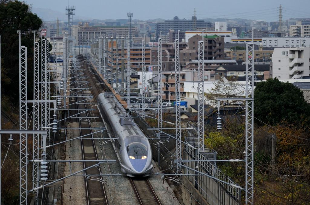 山陽新幹線 500系 土井