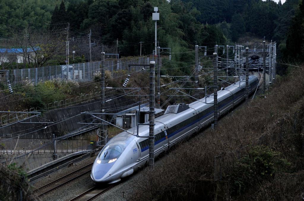 山陽新幹線 500系 若宮