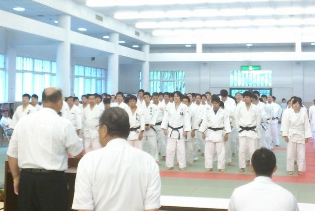 H27.7官公連昇段開会