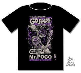 ミスター・ポーゴ Tシャツ
