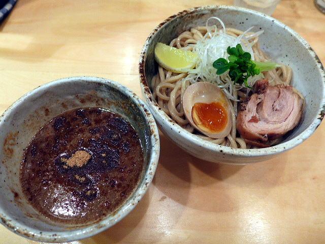 みつ星製麺所 阿波座店@01つけ麺 大盛り 1