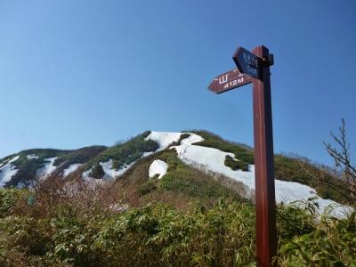 登山再開、荒島岳へ