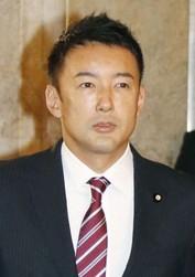 山本太郎参院議員 「安倍首相は2億ドルの人道支援を中止し、人質を救出しろ」