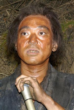 岩崎弥太郎役で出演している香川照之