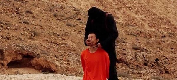 イスラム国に捕まった後藤健二さんを殺害したとする動画が投稿されました。