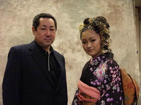 橋龍一の父の舟橋喜一と姉の舟橋美香(長女)