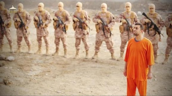 ISIS video claims burning Jordanian pilot alive