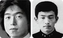 石岡亨さん〔22、欧州〕(写真左) 松木薫さん〔26、欧州〕(写真右)