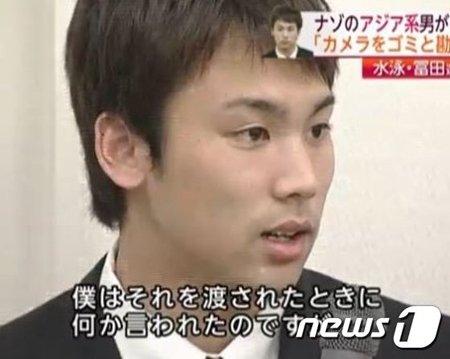 【防犯カメラ映像を入手!】競泳の冨田尚弥選手の防犯カメラ画像が捉えた映像は・・・