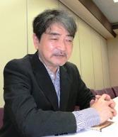 『沖縄の不都合な真実』を上梓した篠原氏(夕刊フジ)