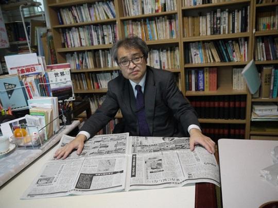 植村隆「私の慰安婦記事はねつ造ではない…私は日本を愛する愛国者だ。右翼の脅迫には屈服しない。」ハンギョレ新聞インタビュー