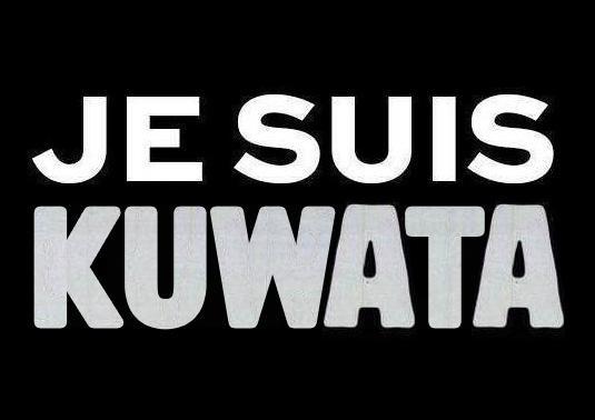 しばき隊「負けるなサザン!#Je Suis Kuwata」【直訳:私は桑田です】