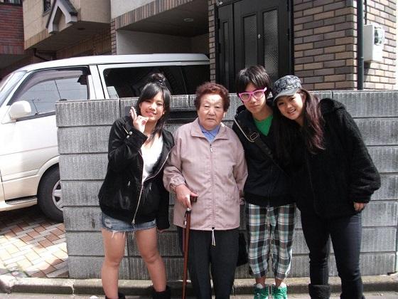 舟橋龍一の祖母(Aの祖母)は、やはり韓国人だった!