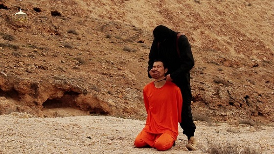 AoHfsPt.jpgKenji Goto Jogo has been killed by ISISイスラム国に捕まった後藤健二さんを殺害したとする動画が投稿