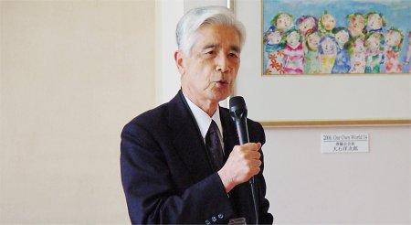 「故郷の家・東京」着工 推進者の神奈川県立保健福祉大学名誉学長 阿部志郎