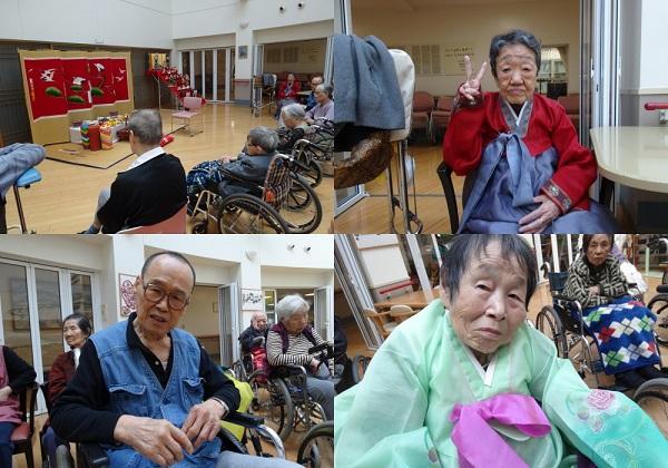「故郷の家」堺のブログより・故郷の家では次のようなサービスを提供しています