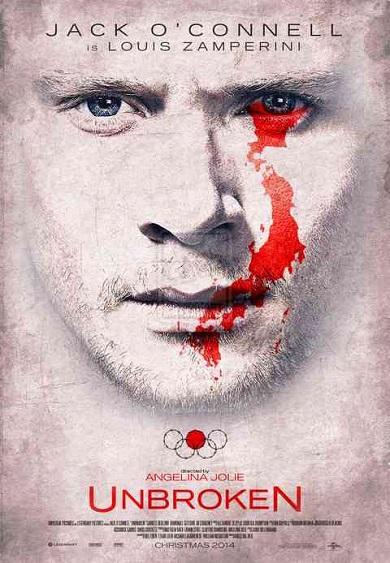 12月25日から全米で公開されているアンジェリーナ・ジョリー監督の反日映画「アンブロークン」