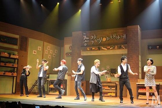 サザンなどが在籍している大手の芸能プロダクション・アミューズが2013年4月から運営していた韓国ミュージカル専門の劇場「アミューズ・ミュージカルシアター」が1年足らずで終了