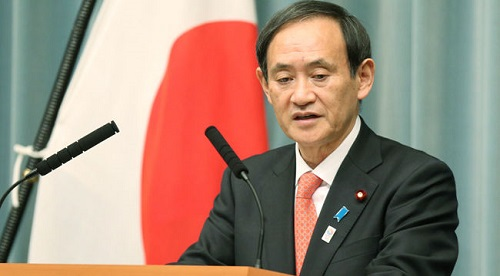 菅氏「友好国の首相を名指し、非礼だ」 韓国の安倍首相糾弾決議に猛反撃