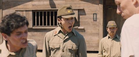 アンジェリーナ・ジョリーが監督した第2次世界大戦をテーマにした映画「アンブロークン」 (Unbroken、中国語名「堅不可摧」)