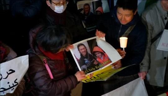 後藤さん妻、解放求める音声メッセージ公開