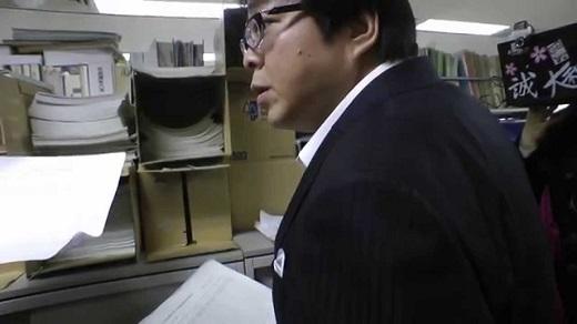 在日特権の根源に突入! 川崎市役所/朝鮮学校補助金問題【在特会】