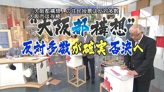 速報!橋下徹が政界引退!大阪都構想の住民投票で反対多数・大阪市は廃止されず存続・正しい判断だ