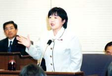 ぬかが和子 日本共産党 足立区議