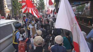 NHK偏向報道ヘイトスピーチを問う~戦後70年いま何が~クローズアップ現代