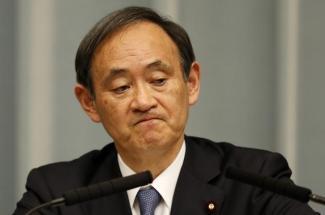 世界遺産勧告で日韓協議へ、菅長官「開催で調整」