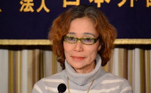 【全文】「私はこの3日間、何が起こっているのかわからず悲しく、迷っておりました」ジャーナリスト・後藤健二さんの母・石堂順子さんが会見