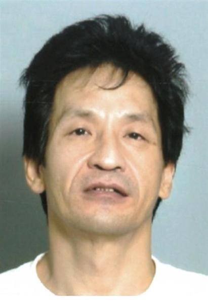韓国籍の文健二容疑者