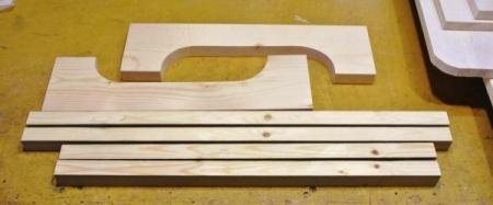 DIY15_2_7 脚と桟木
