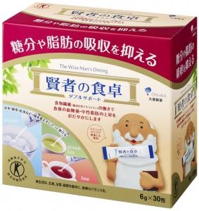 ダイエット賢者の食卓 ダブルサポート 【特定保健用食品】