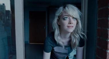 『バードマン』 映画ラストのサム(エマ・ストーン)の表情。